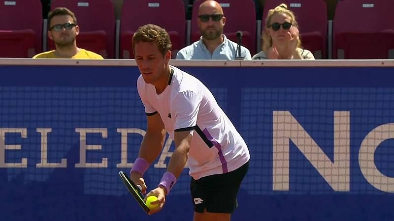 Tenis - ATP 250 Torneo Bastad: Fabio Fognini - Roberto Carballes Baena - ver ahora