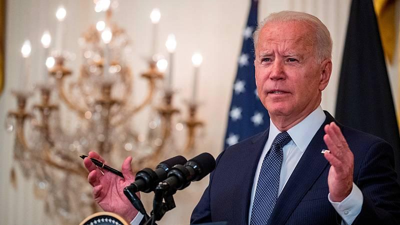"""Biden tilda a Cuba de """"Estado fallido"""" y evalúa si EE.UU. puede """"restaurar"""" el acceso a internet en la isla"""