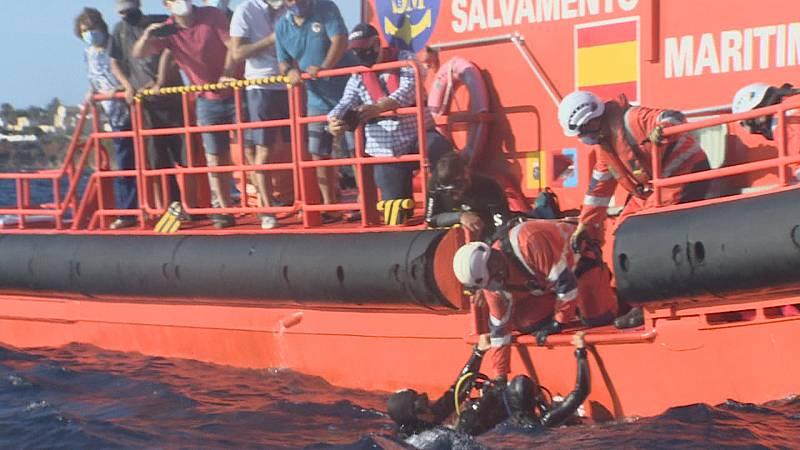 Vídeo sobre que los simulacros en alta mar pueden ser el mejor salvavidas