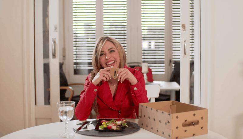 Amor Gastronòmik - La Cristina busca un home tan ambiciós com ella