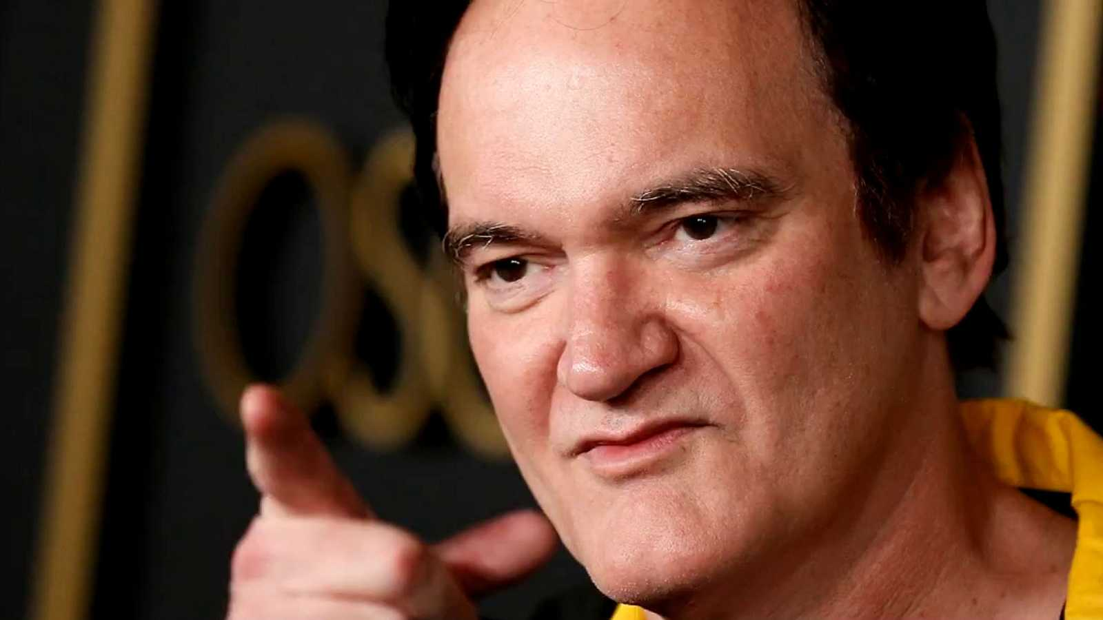 El ojo crítico - Tarantino charlará con Laura Barrachina en RNE - Ver ahora