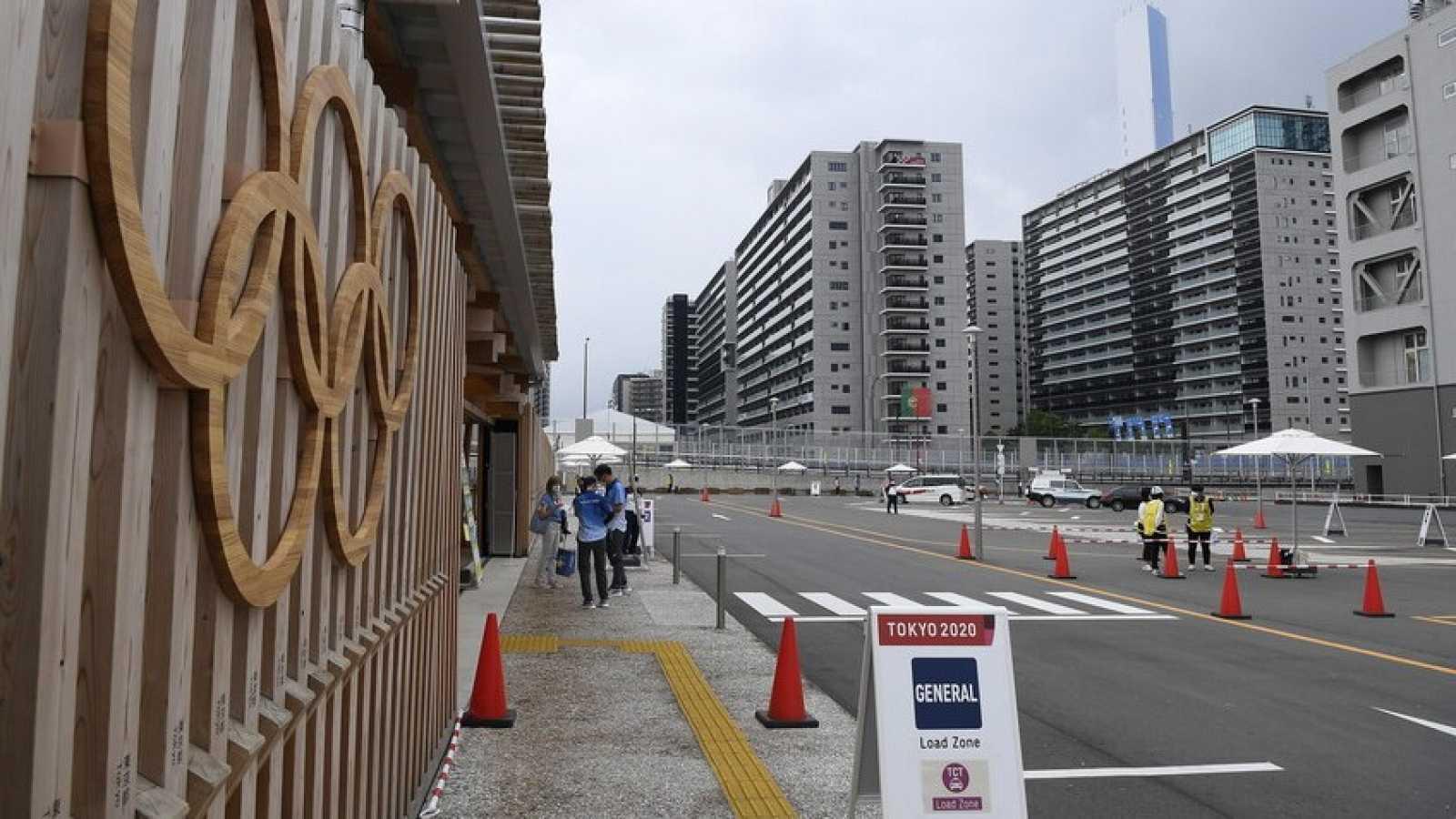 Coronavirus| Tokio 2020 confirma el primer positivo por COVID-19 en la Villa  Olímpica- RTVE.es