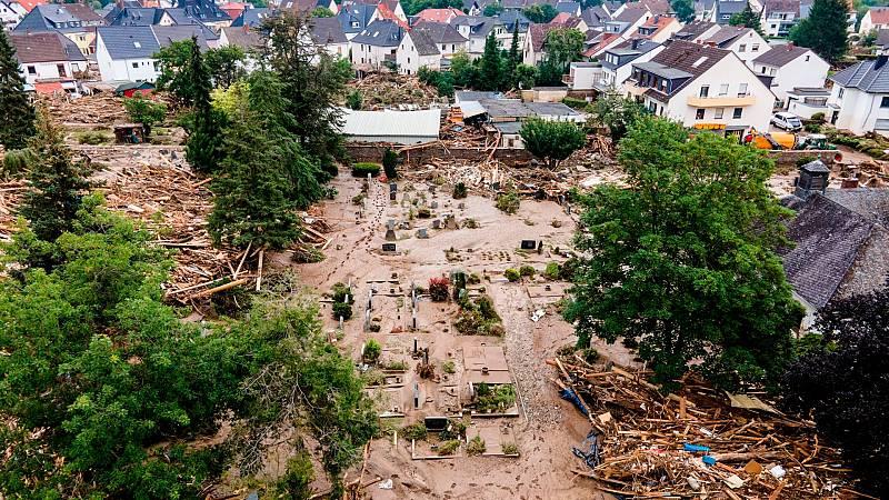 Las causas de las inundaciones en Centroeuropa: cambio climático y factor humano