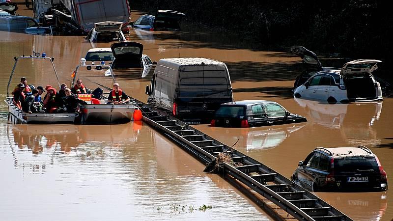 Aumenta la cifra de víctimas por las inundaciones en Centroeuropa