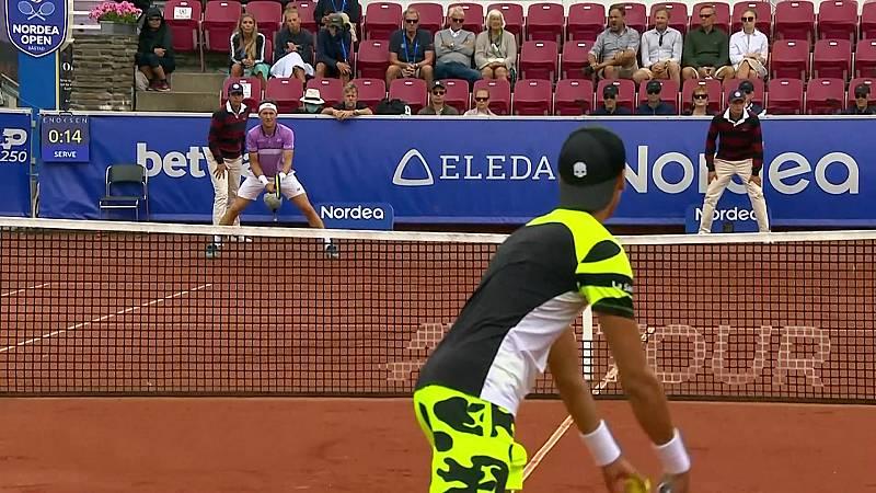 Tenis - ATP 250 Torneo Bastad, Final: C.Ruud - F.Coria - ver ahora