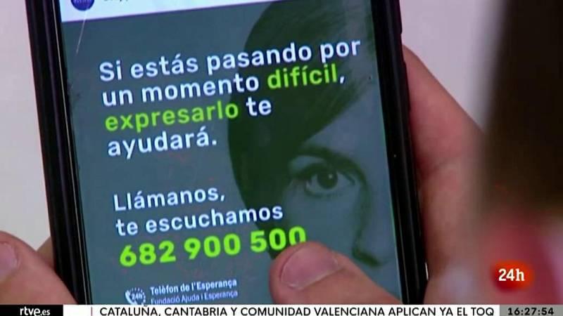 Parlamento - El reportaje - Proyecto STOP: prevenir el suicidio - 17/07/2021
