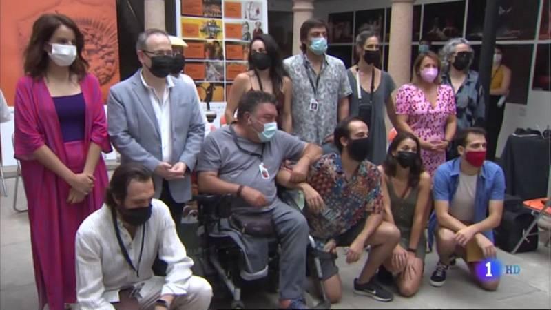 """""""Hipatia de Alejandría'' trae la tragedia al Festival de Teatro Clásico de Mérida - 19/07/2021"""