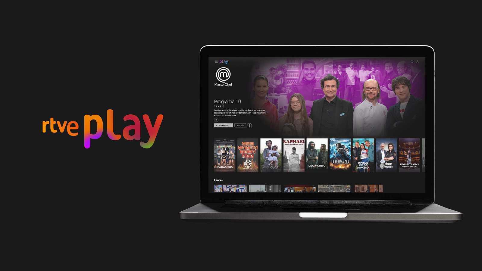 Conoce RTVE Play, la nueva plataforma de RTVE