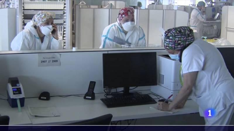L'Hospital Germans Trias i Pujol de Badalona dobla els ingressos en una setmana.