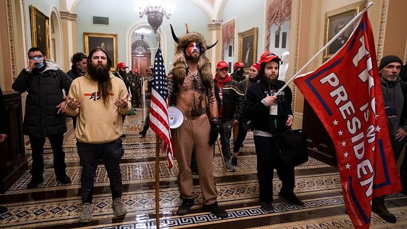 Estados Unidos dicta su primera condena por un delito grave por el asalto del Capitolio