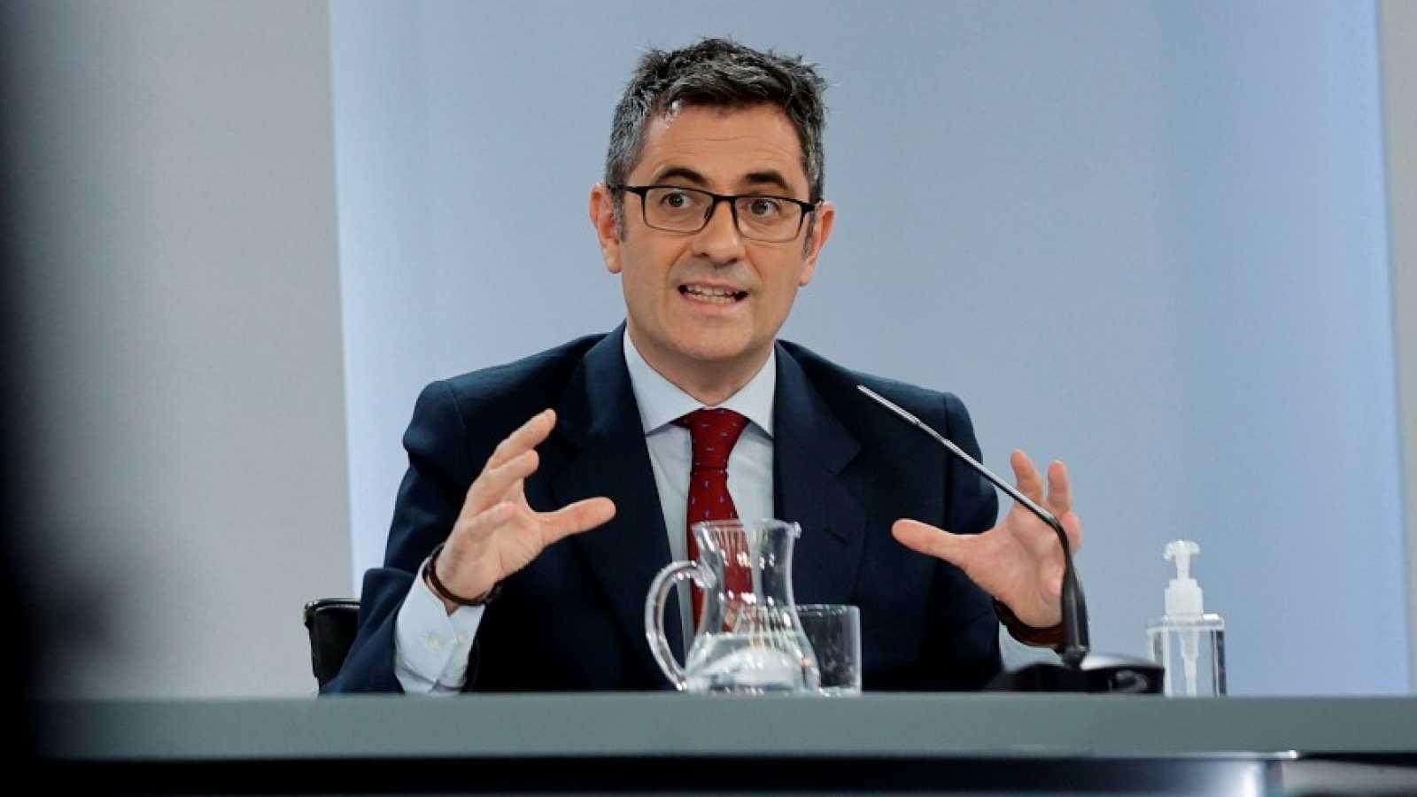 """Bolaños iniciará con el PP la ronda de contactos: """"Soy un hombre de pactos, me gustaría que haya acuerdos"""""""