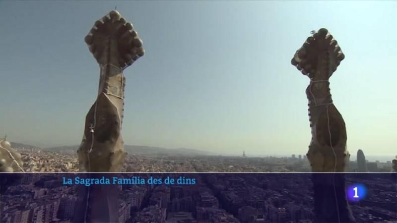 La Sagrada Família va reobrir les portes als visitants el passat 29 de maig