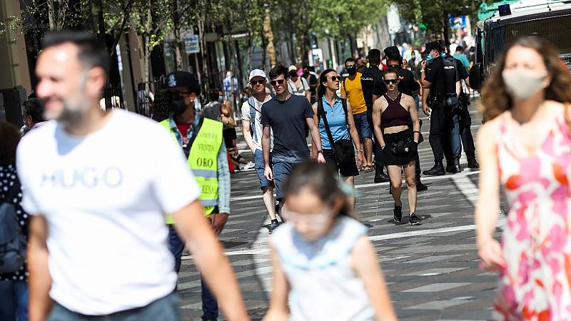El Congreso convalida el decreto que elimina la obligatoriedad de las mascarillas al aire libre