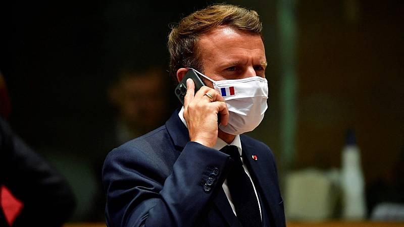 El programa Pegasus espió a líderes mundiales como Macron o el rey de Marruecos