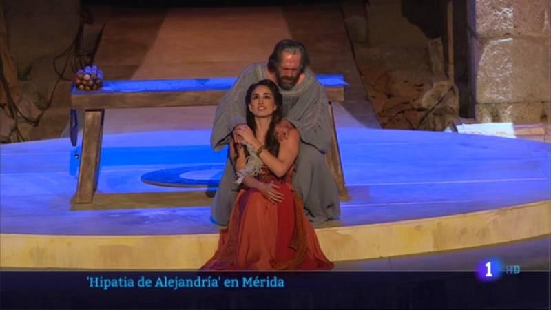 'Hipatia de Alejandría' en Mérida - 21/07/2021