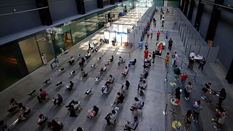 España registra más casos de coronavirus pero menos muertes que Francia o Alemania