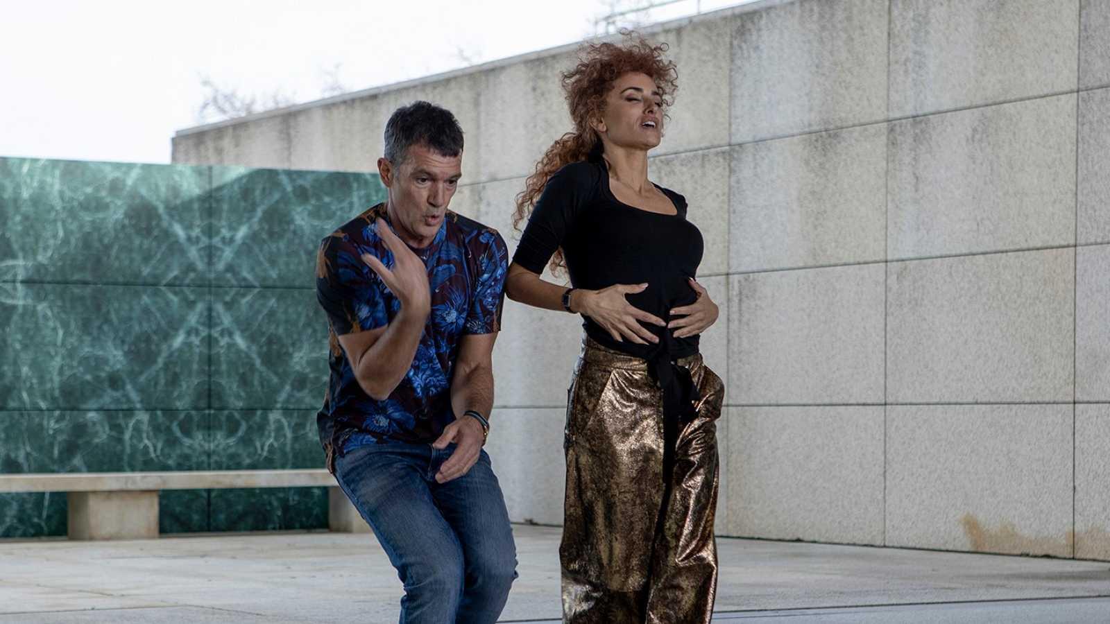 RTVE.es estrena el teaser tráiler de 'Competencia oficial', protagonizada por Penélope Cruz y Antonio Banderas