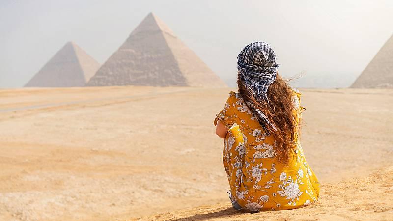 Condenan en Egipto a varias mujeres por subir vídeos en TikTok