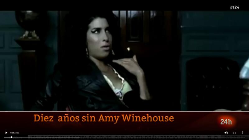 Un documental en homenaje a Amy Winehouse a los 10 años de su muerte