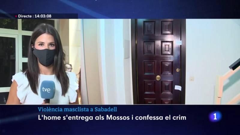 Crim masclista a Sabadell