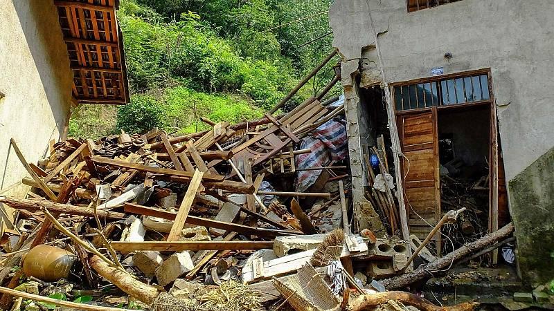 Un tornado deja al menos dos muertos en la provincia de Hebei, cerca de Pekín