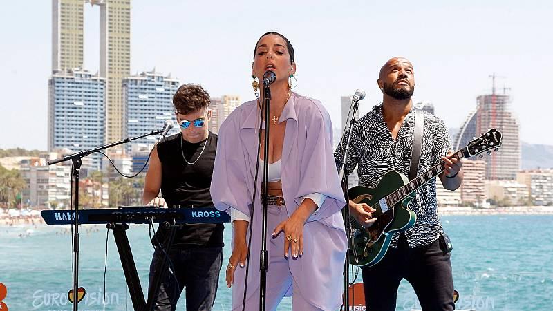 RTVE elegirá al representante de España en Eurovisión en un festival que acogerá Benidorm