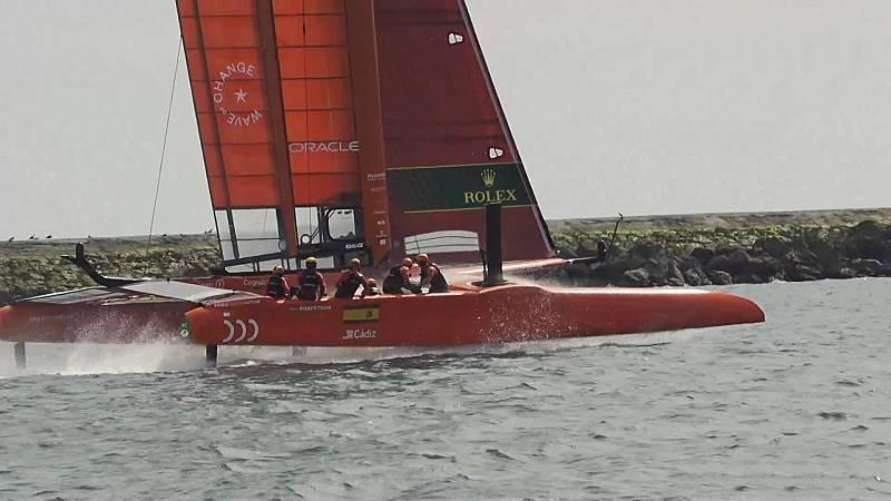Vela - Sail GP. Resumen Prueba Plymouth - ver ahora