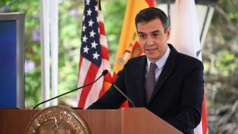 Sánchez critica el embargo de EE.UU. a Cuba por las consecuencias sobre el turismo