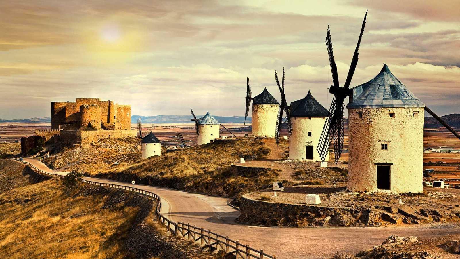 Comando al sol - Quijotes por naturaleza - Ver ahora