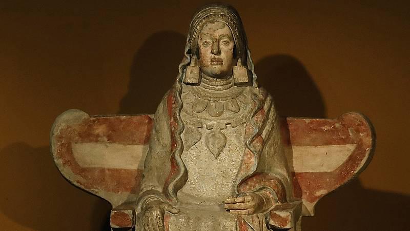 La Dama de Baza, cincuenta años del descubrimiento de una de las piezas más relevantes del arte íbero