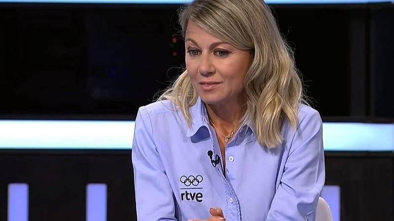 """María Vasco: """"Lesionarte justo antes de unos JJ.OO. es lo peor que te puede ocurrir"""""""