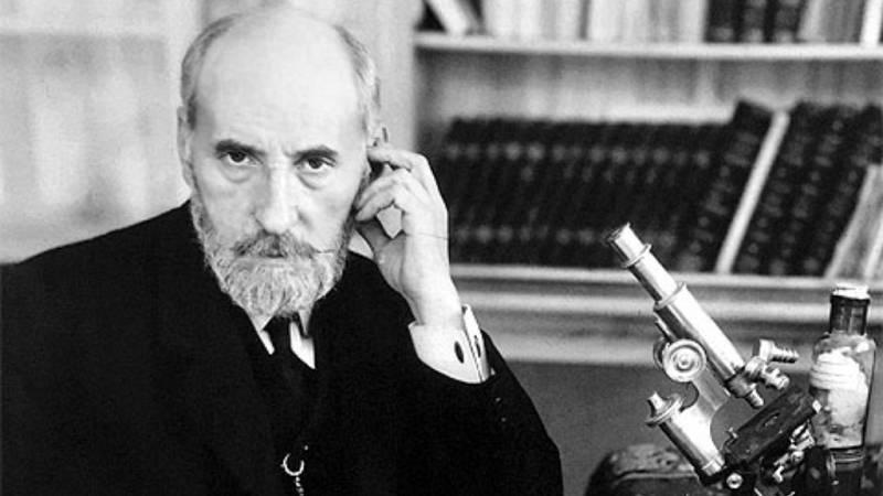 Biografía - Santiago Ramón y Cajal