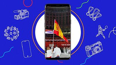 Así ha vivido la delegación española la ceremonia de inauguración - Ver ahora