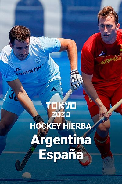 Hockey Hierba: Argentina - España