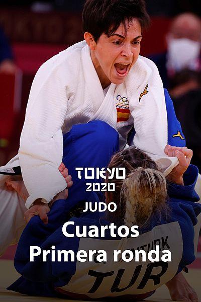 Judo: -48 kg Femenino y -60kg Masculino