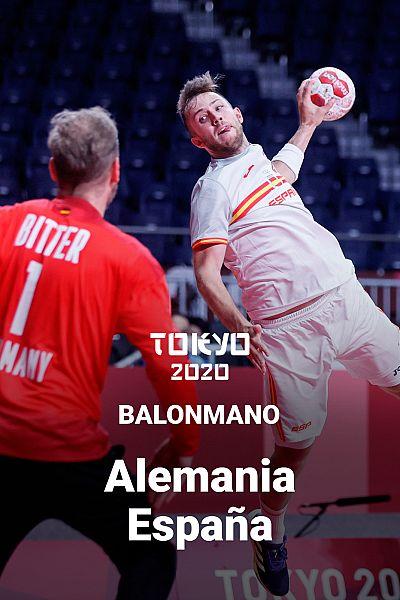 Balonmano: Alemania - España