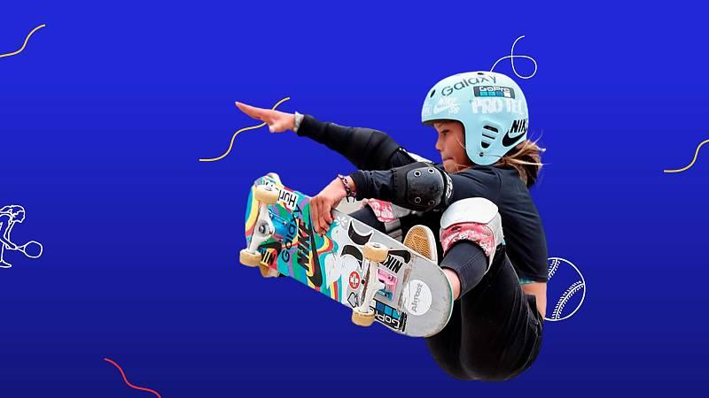 Sky Brown, la 'skater' adolescente - Ver ahora