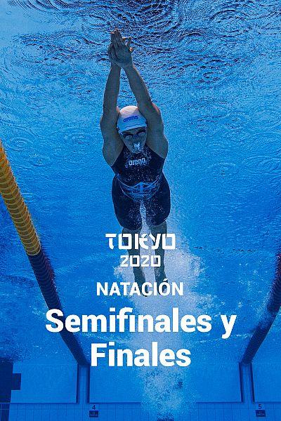 Natación. Semifinales y Finales