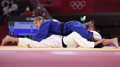 Ana Pérez Box cae en primera ronda en judo