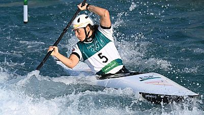Maialen Chourraut, clasificada para semifinales
