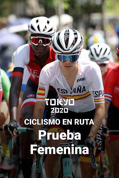 Ciclismo en Ruta. Prueba femenina