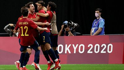 Oyarzabal salva a España ante Australia