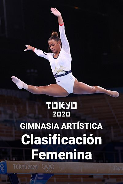 Gimnasia artística: Clasificación femenina. 5 y 6