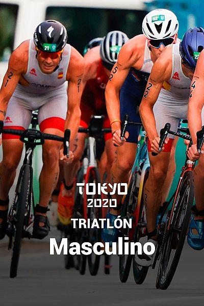 Triatlón. Final Masculina