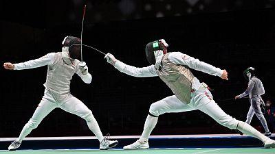 Carlos Llavador queda eliminado en su primer duelo olímpico