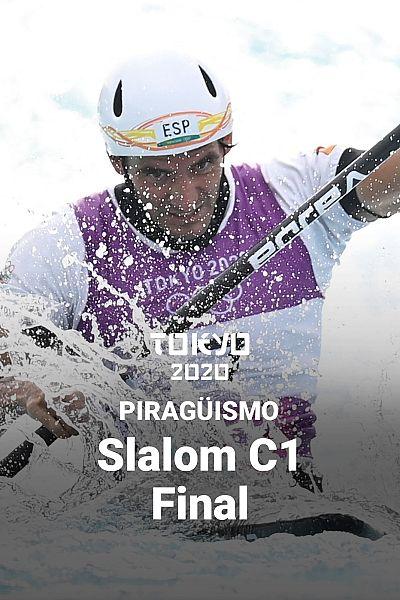 Piragüismo Slalom C1: Final