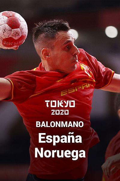 Balonmano: España - Noruega