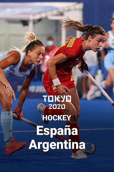 Hockey: Argentina - España