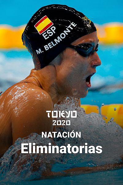 Natación. Eliminatorias