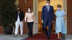 Fin de un curso político marcado por la pandemia, las mociones de censura y los cambios en el Gobierno
